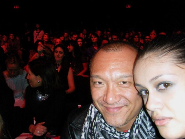 Fashion Week - Barbie 50th anniversary show - Joe Zee