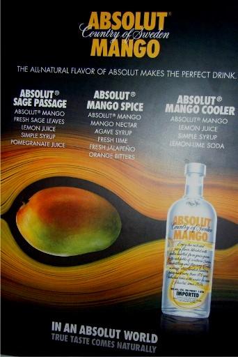 Absolut Mango 010