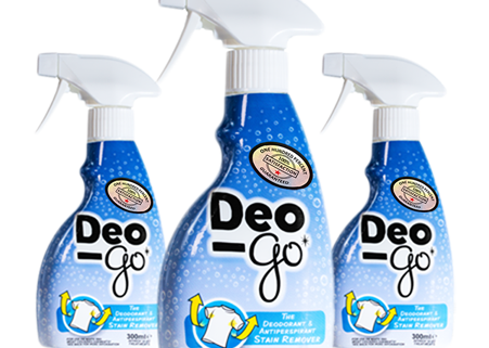 Save your shirts remove deodorant stains with deo go for How to get deodorant stains out of shirts