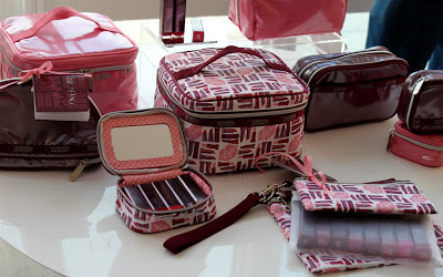 Pat McGrath for LeSportsac 2011