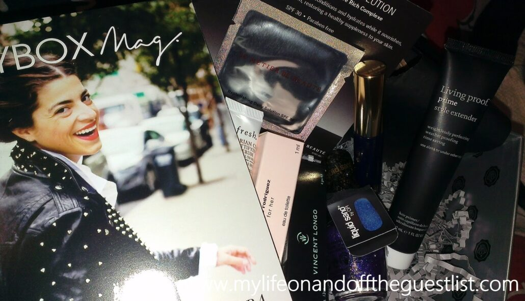 GLOSSYBOX and The Man Repeller2