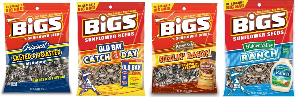 bigs sunflower seeds