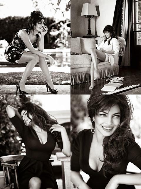 Priyanka Chopra Becomes the New Face of GUESS