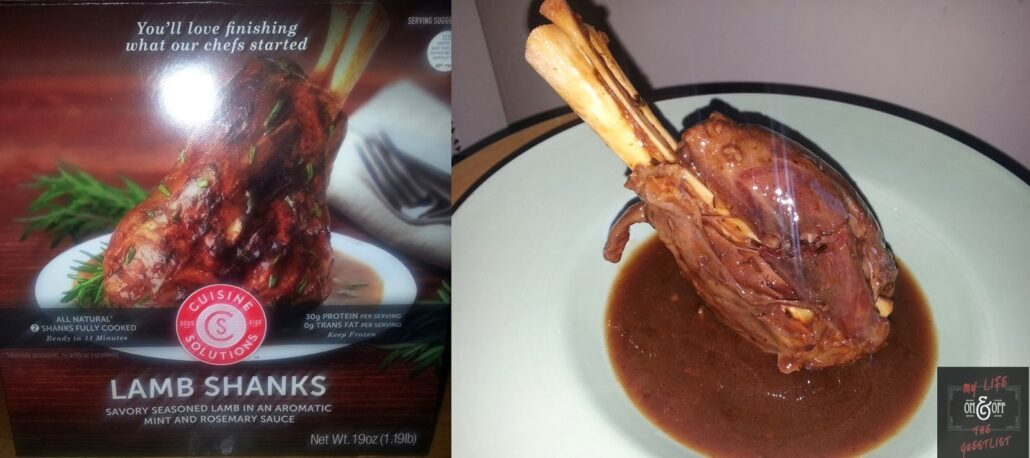 cuisine solutions lamb shanks