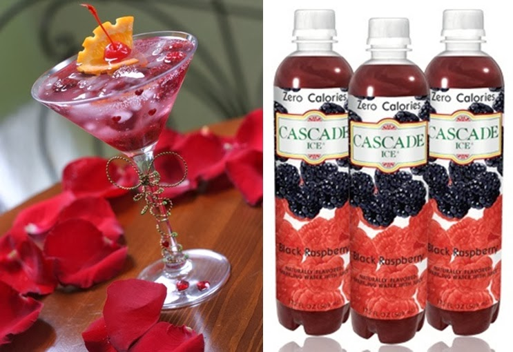 Cascade Ice Passion Pucker-Up Cocktail