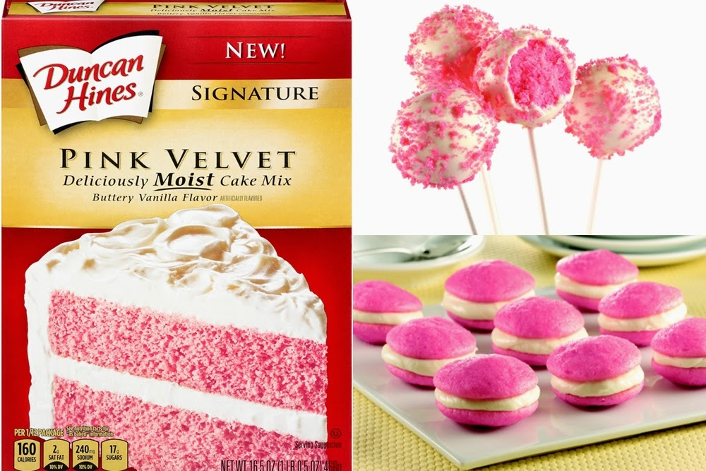 Pat A Cake Baker S Man Duncan Hines Launches New Flavors
