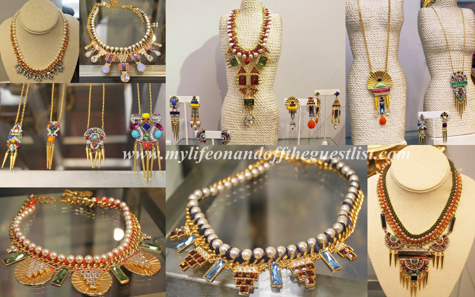 #SomeJustShine in Ben-Amun Holiday 2014 Fine Jewelry Collections