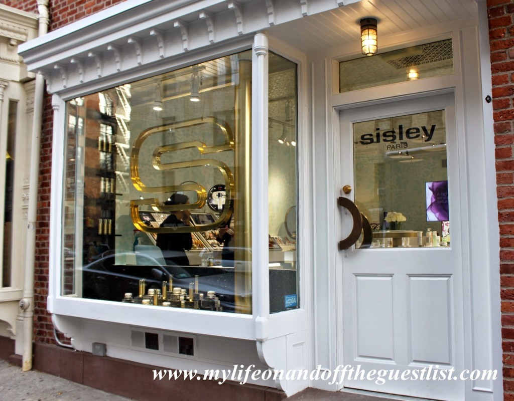 Sisley Paris Opens First Freestanding New York Boutique