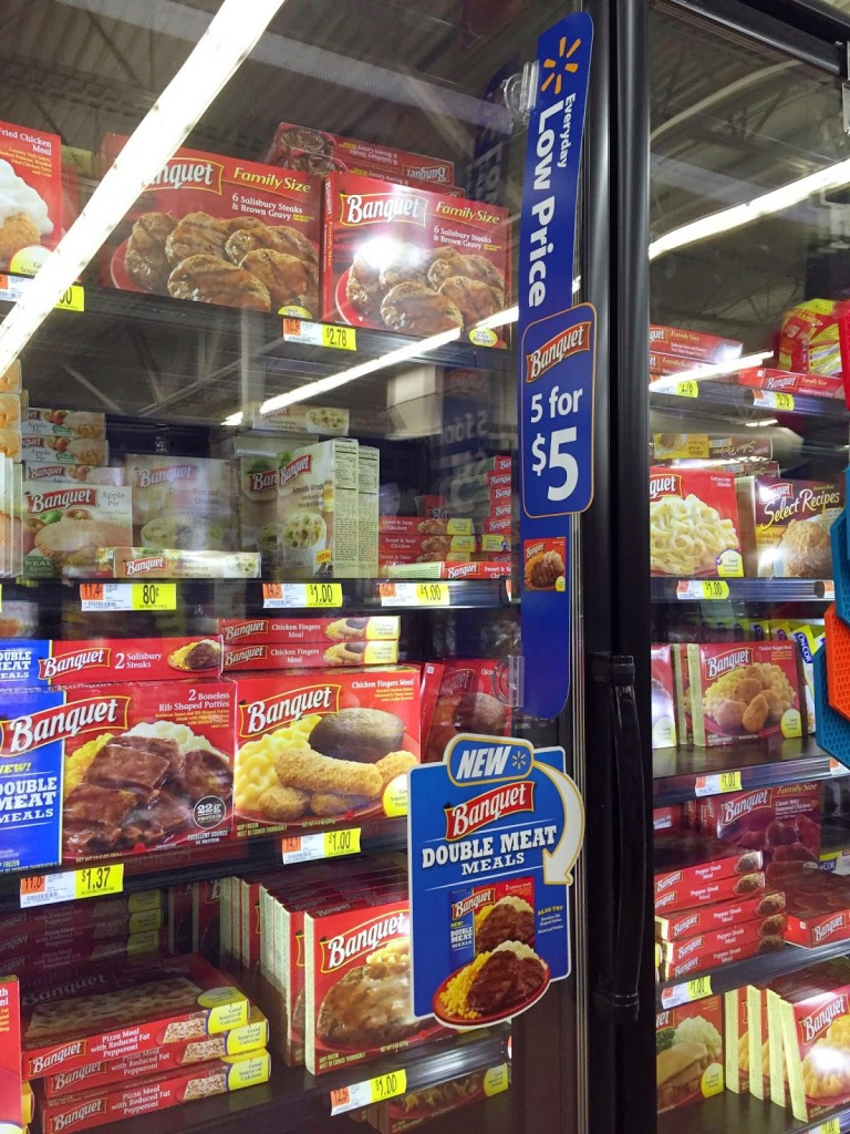Life Alert Cost Walmart >> DEAL ALERT: Walmart is Rolling Back Prices on Banquet Frozen Meals | My Life on and off the ...