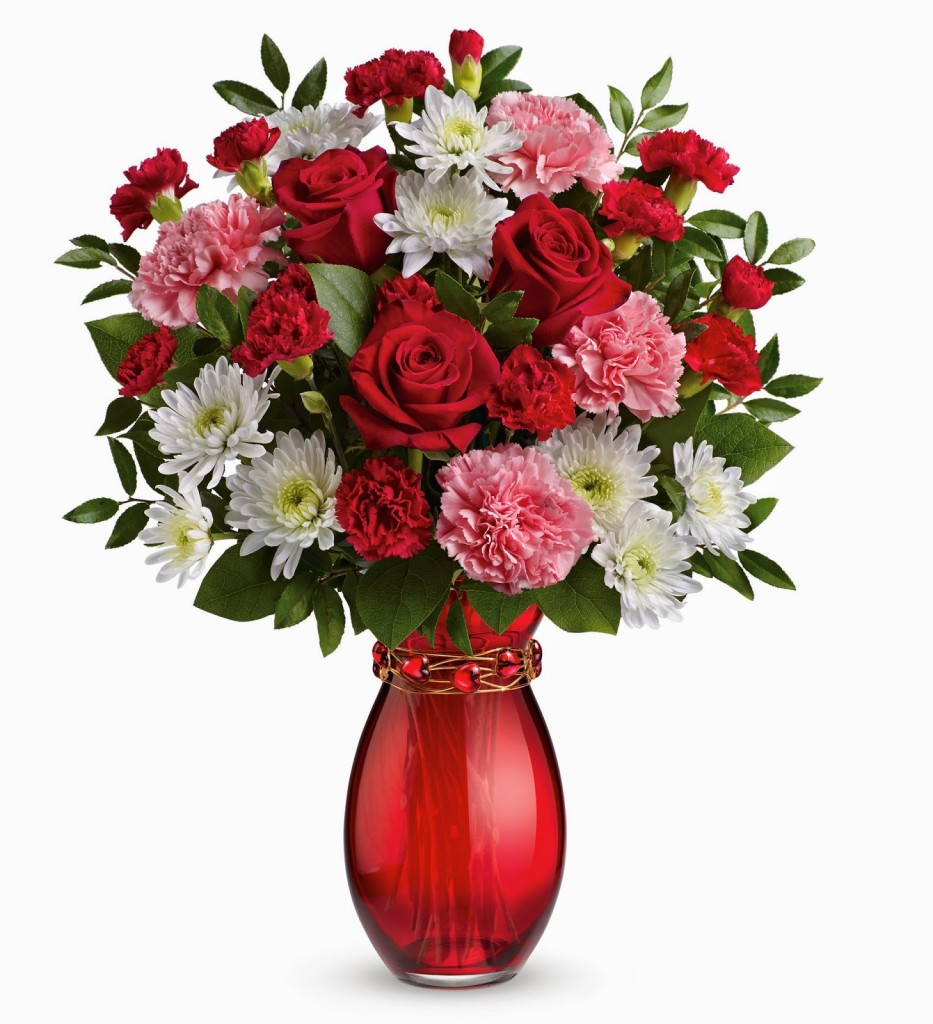Teleflora-Sweet-Embrace-Bouquet-For-Valentines-Day