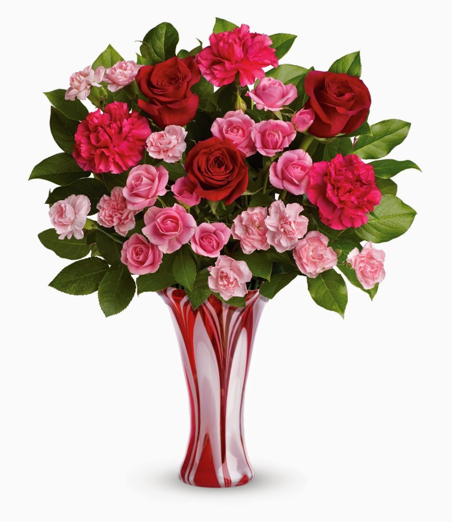 Teleflora-Swirls-of-Love-Bouquet-For-Valentines-Day