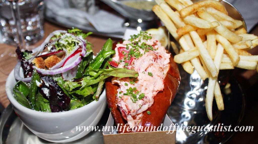 Burger-and-Lobster-NYC-Lobster-Roll-on-brioche-bun-www.mylifeonandofftheguestlist.com_