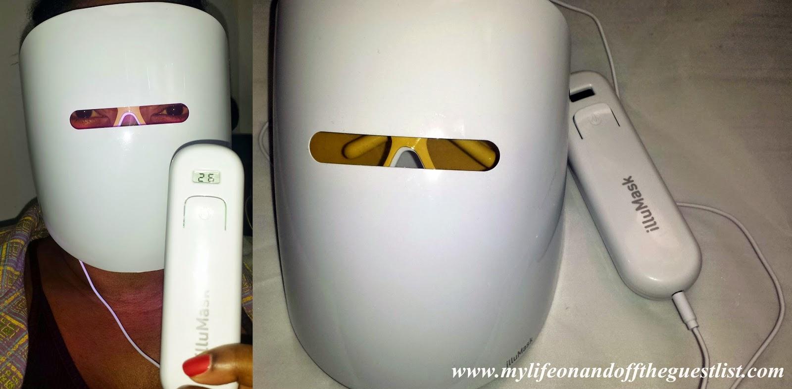 What Weu0027re Loving | IlluMask Anti Acne Light Therapy Mask