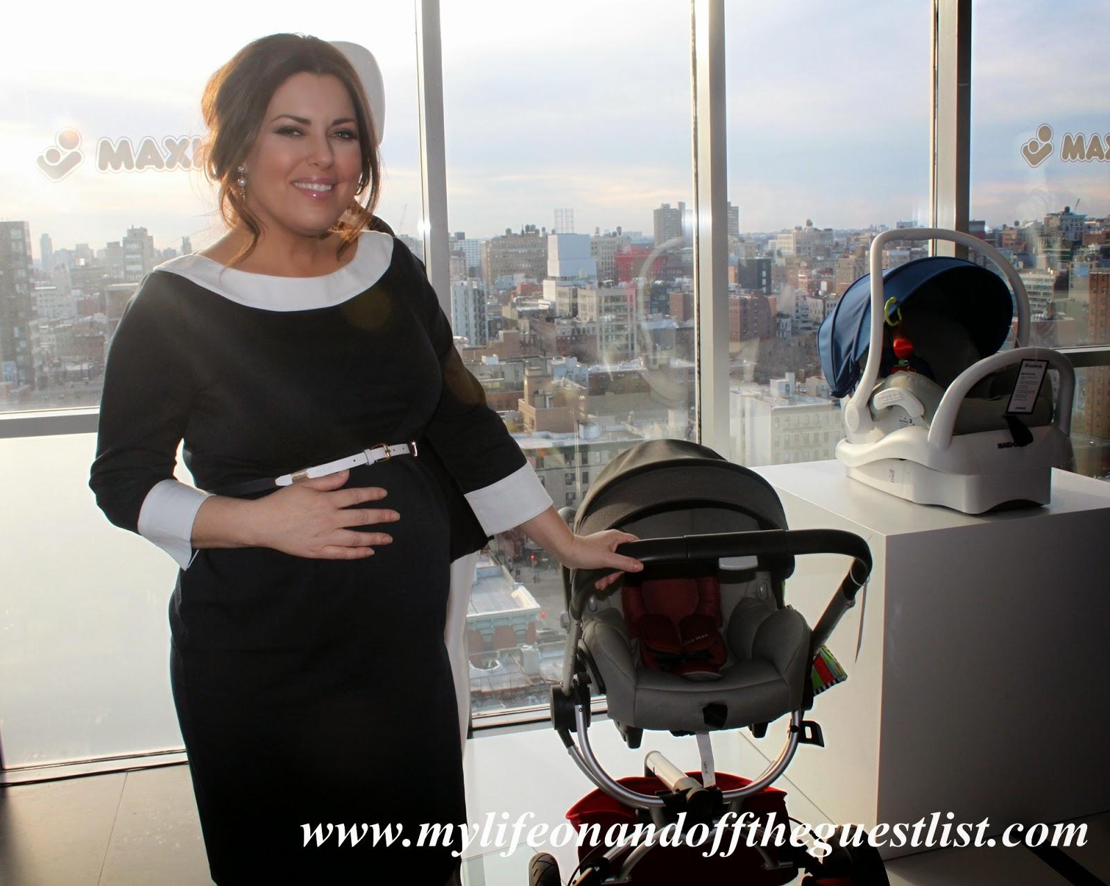 4f2e19d644e Mother s Day Gift Ideas  Maxi-Cosi s  CosiStyle Event w  Bobbie Thomas