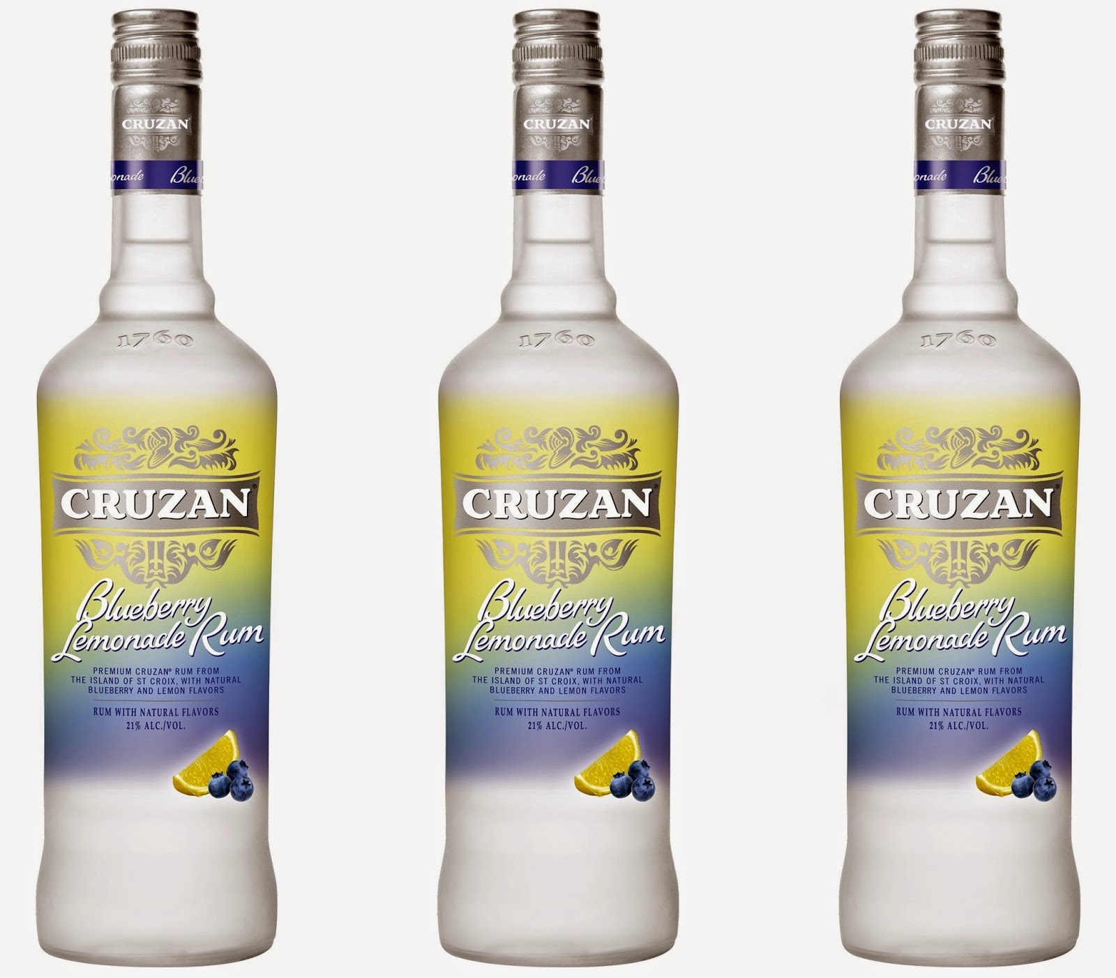 Lemonade The And On Flavored Introduces List My Life Off Rum Guest New Cruzan Blueberry
