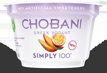 Chobani simply100-mango-passionfruit-53oz
