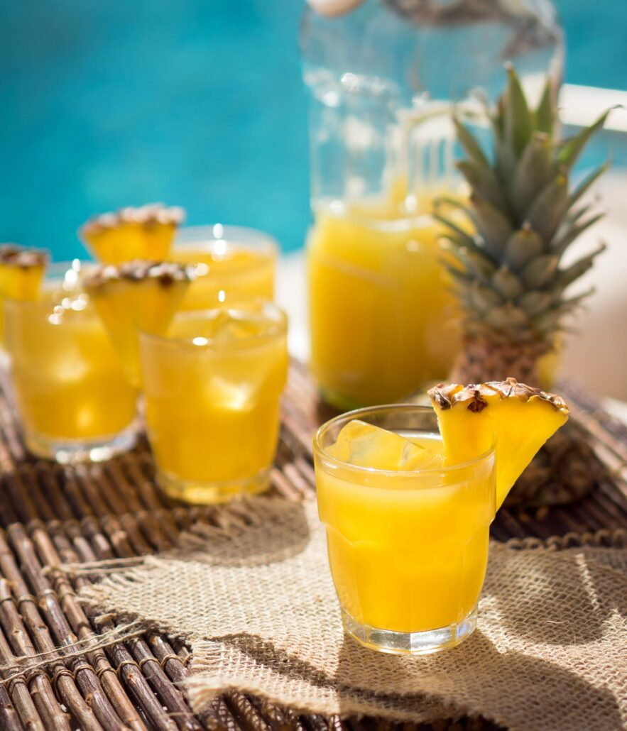 Cruzan Rum House Punch