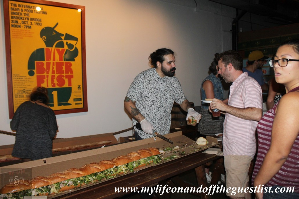 Brooklyn_Brewery_Red_Sumac_Wit_Launch2_www.mylifeonandofftheguestlist.com