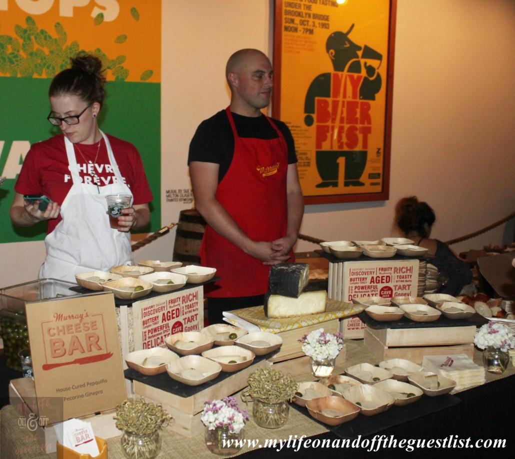 Brooklyn_Brewery_Red_Sumac_Wit_Launch_Murrays_Cheese_Bar_www.mylifeonandofftheguestlist.com