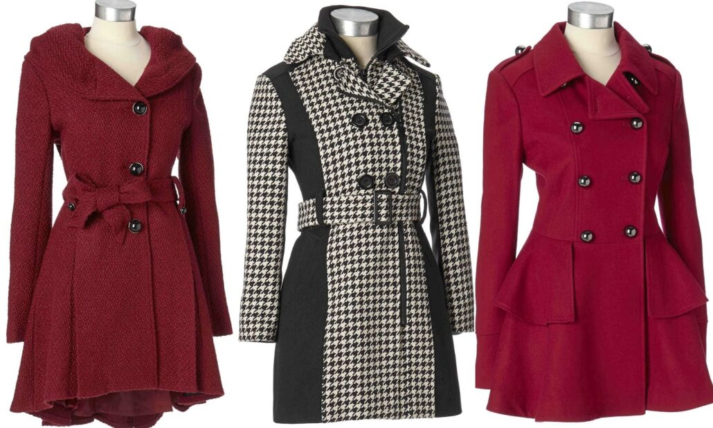 Check out our designer collection of chic coats including peacoats, trench coats, puffer coats and more! a peacoat is one of the best choices for revamping your fall and winter wardrobe. Perfect for pairing with trousers, this style is a great option for incorporating into your everyday professional look. Free Pick Up In Store.