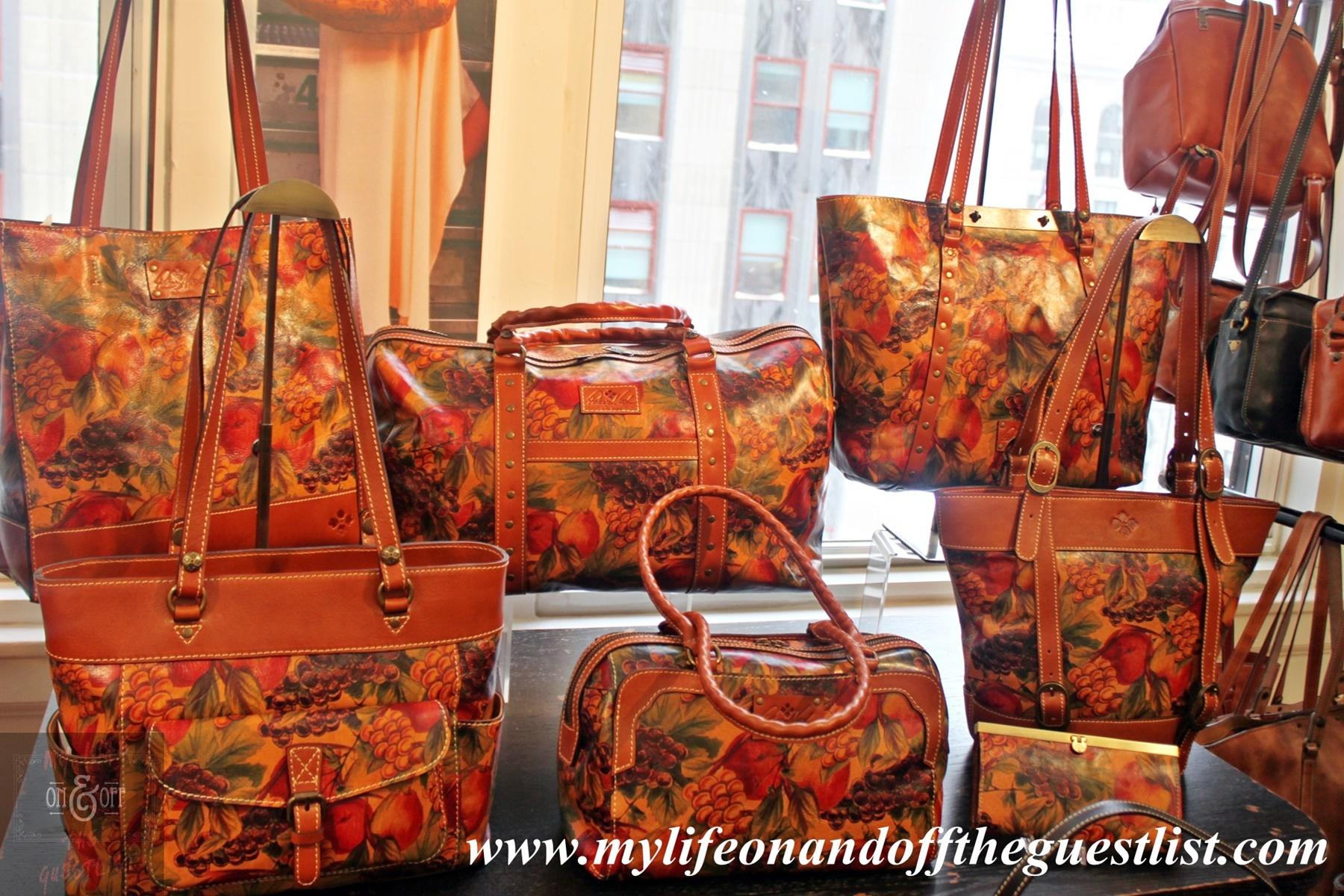 Patricia Nash Fall Winter 2017 Handbag Collection11 Mylifeonandofftheguestlist