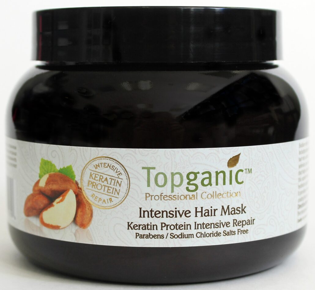 Topganic Intensive Hair Mask