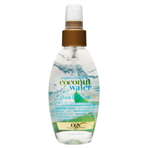 cocunut water oil