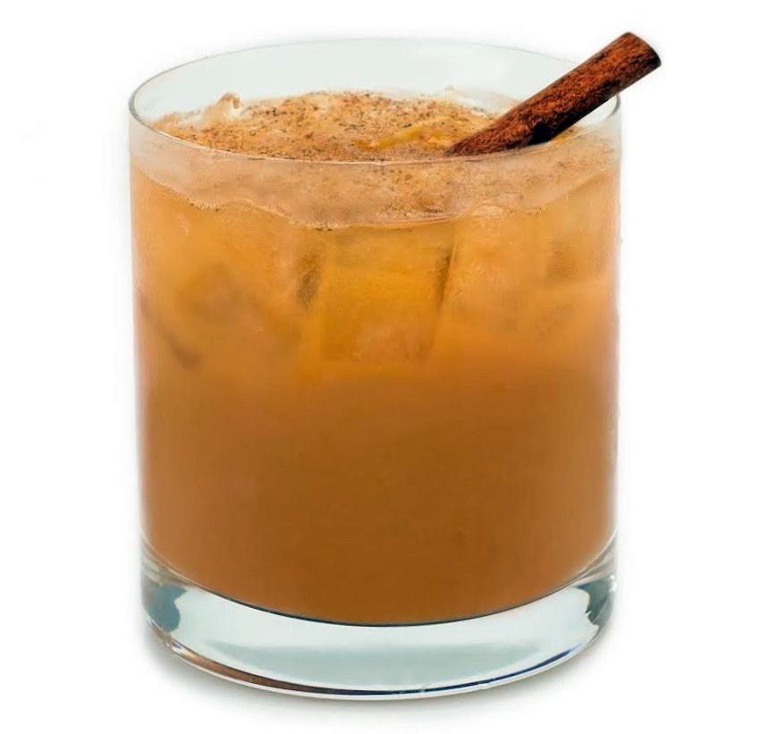 Basil Hayden's_Pumpkin Bourbon Cider