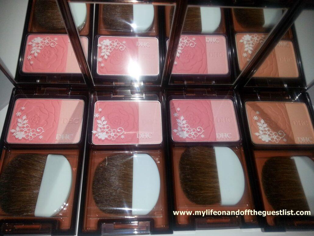 DHC face palette