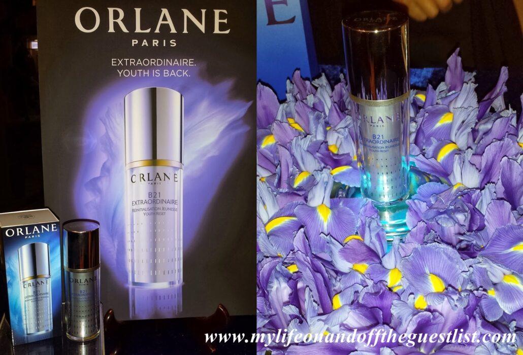 Orlane B21 - mylifeonandofftheguestlist.com