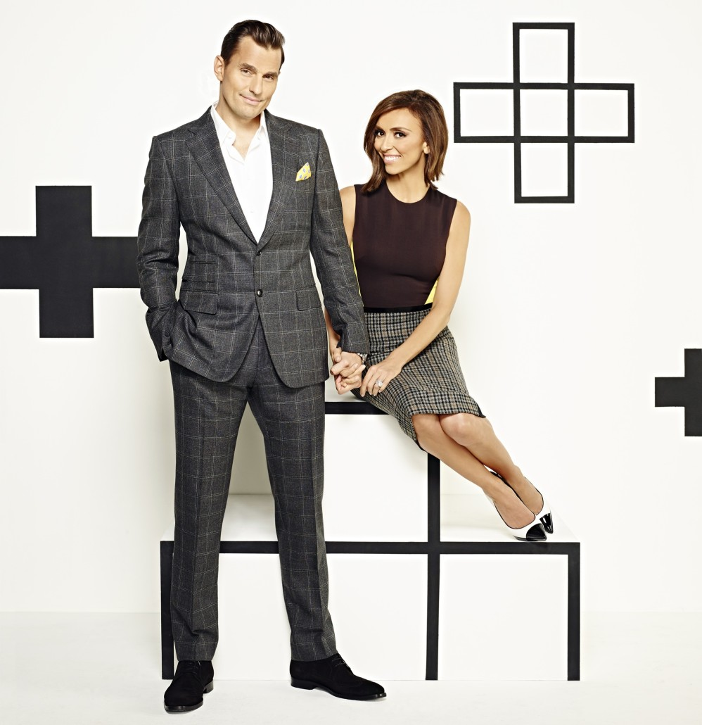 E! BRAND SHOOT -- Season: 2013 -- Pictured (l-r): Bill Rancic, Giuliana Rancic -- (Photo by: Brian Bowen Smith/E!)