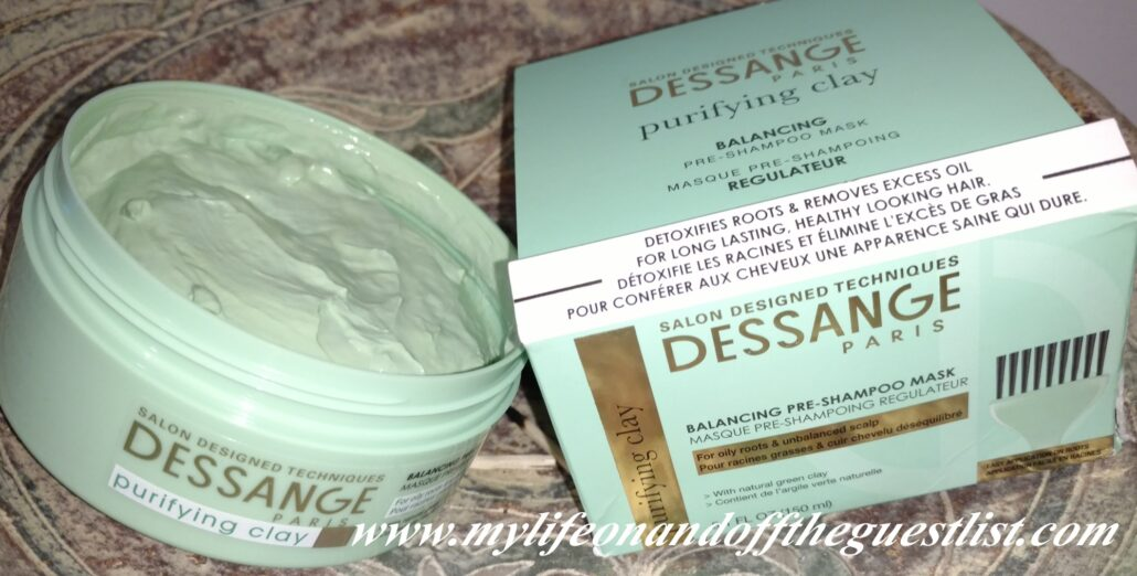 Dessange_Paris_Purifying_Clay_Pre_Shampoo_www.mylifeonandofftheguestlist.com
