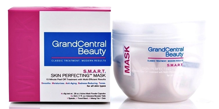 Grand Central Beauty S.M.A.R.T. Skin Perfecting Mask2