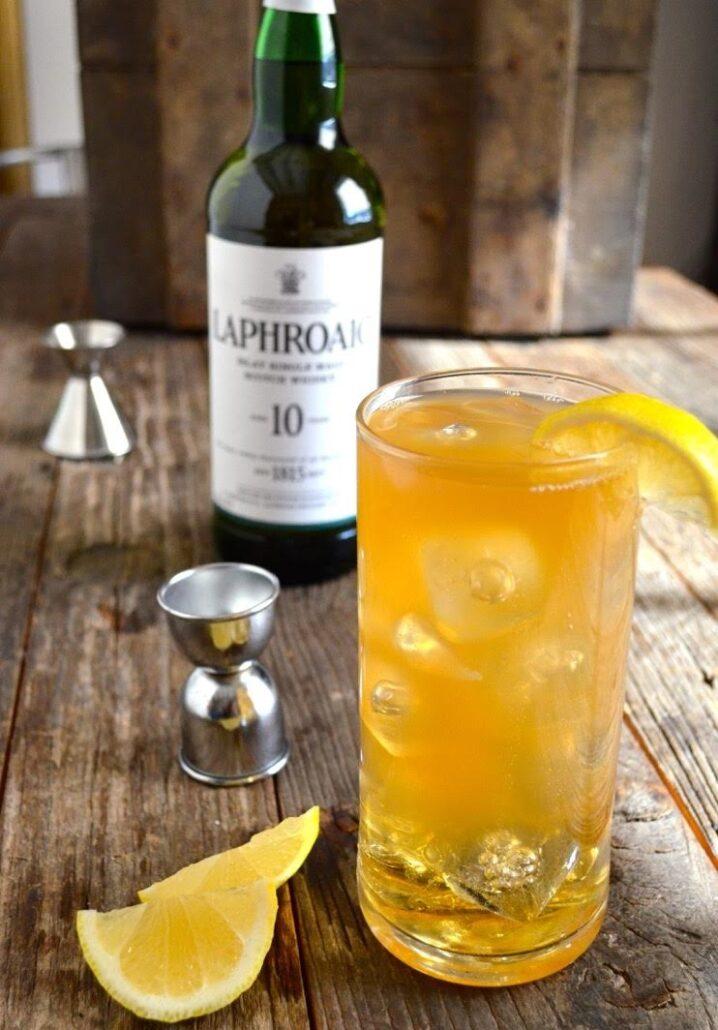 Laphroaig Montgomerie Smoked Cider