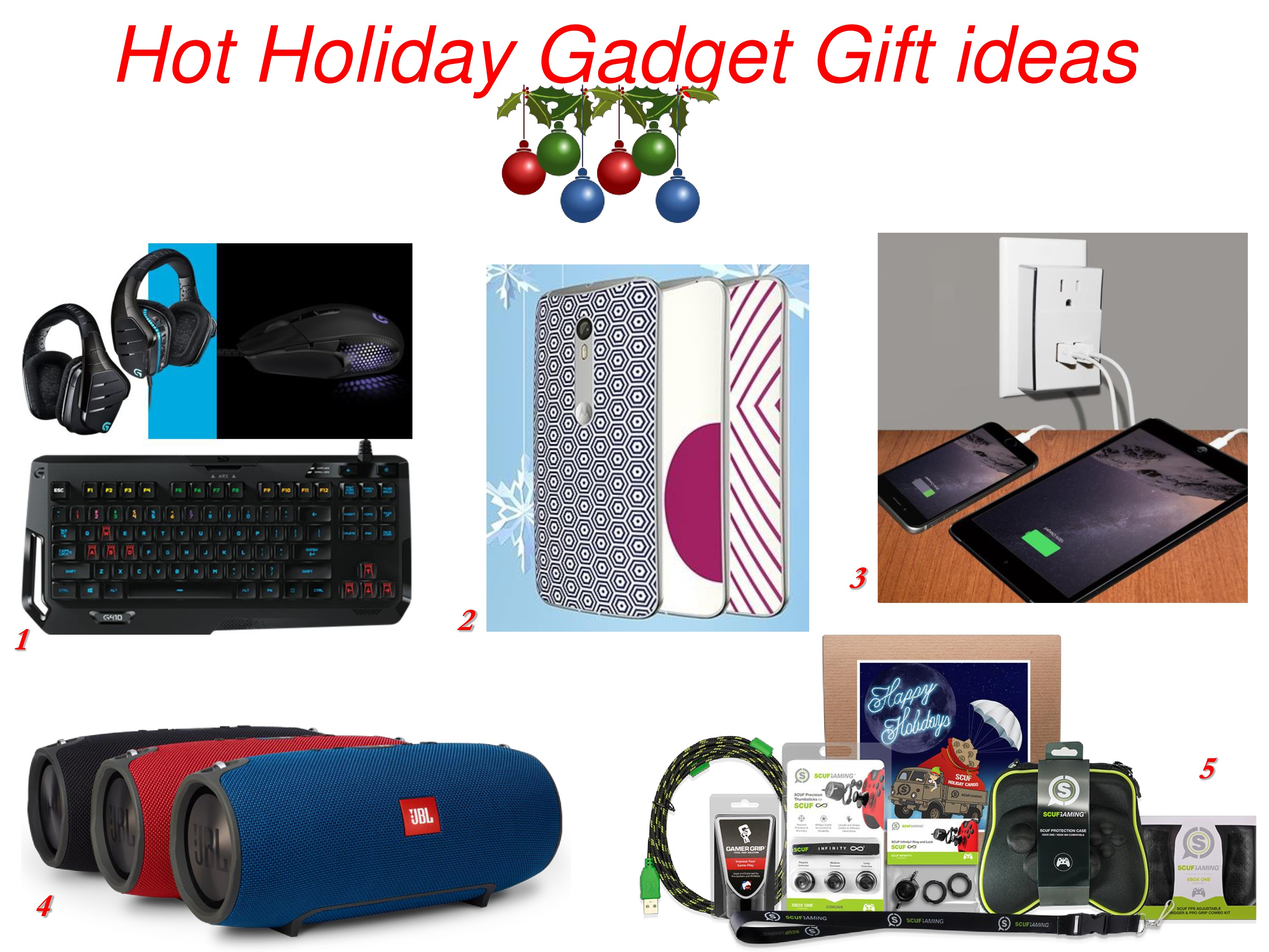 Holiday gift guide gifts for the tech lovers my life on Christmas gift ideas for cooking lovers