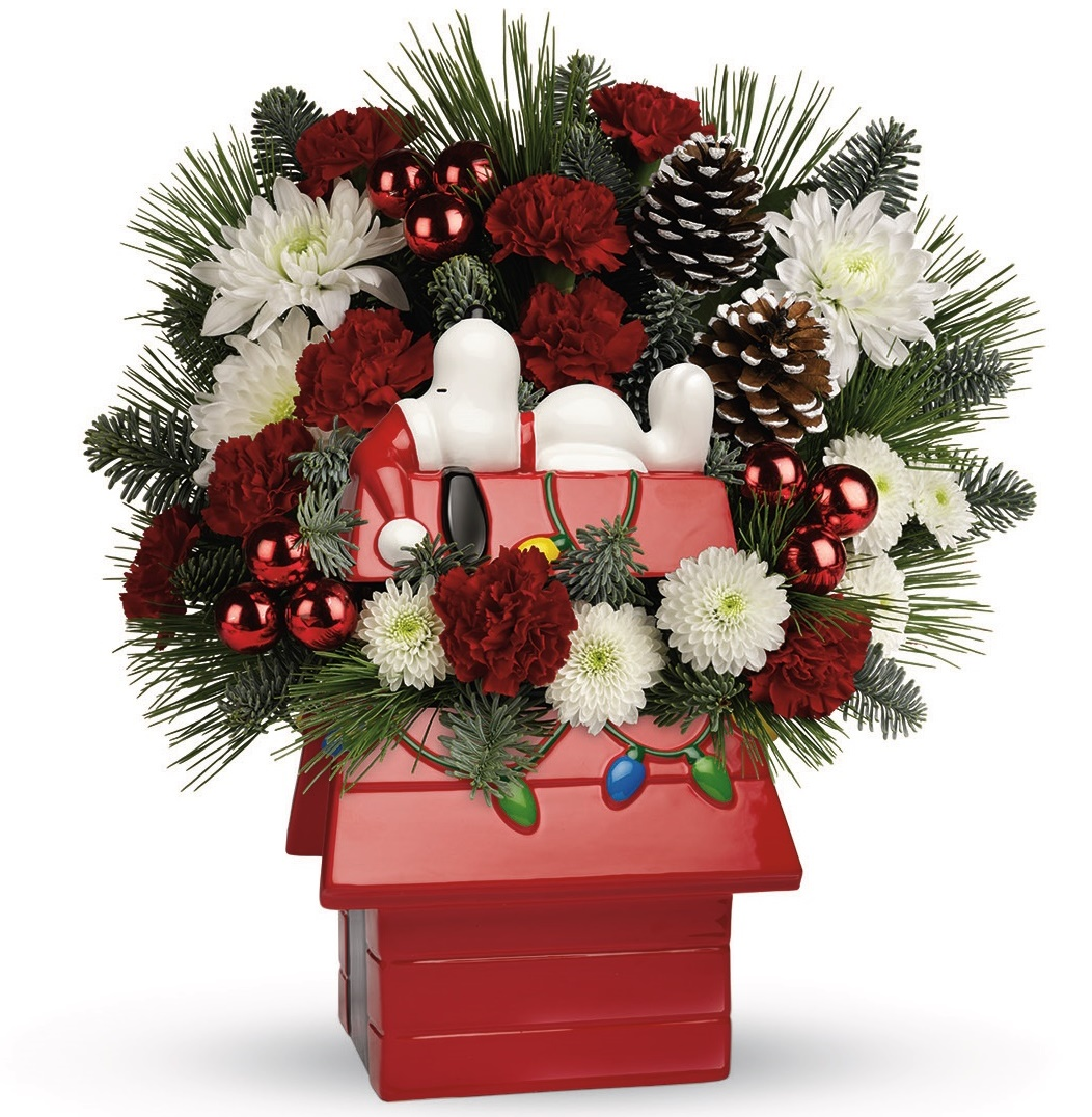 Teleflora Christmas Containers 2020 Teleflora Christmas Containers For Cookies | Tunghv