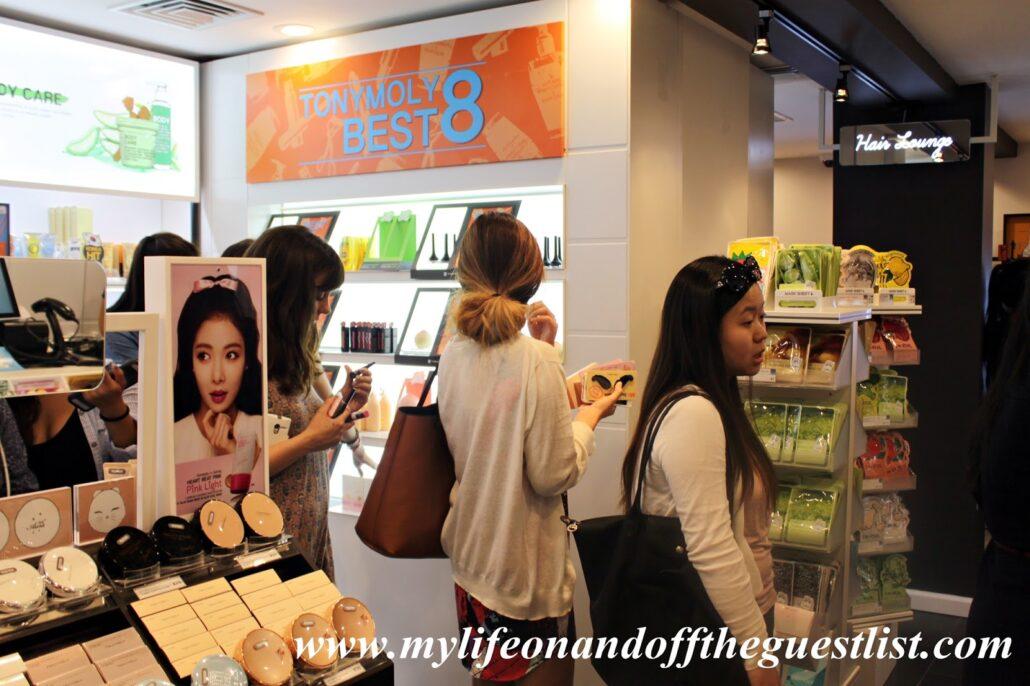 TonyMoly_NYC_Flagship_Store_Interior_www.mylifeonandofftheguestlist.com