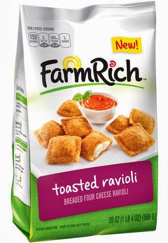 farm rich ravioli