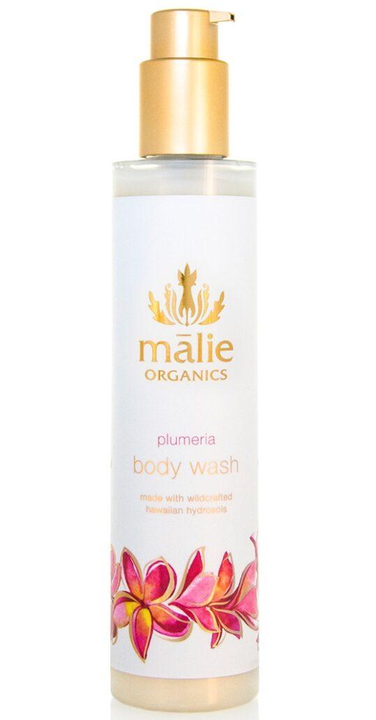 malie organics plumeria bodywash