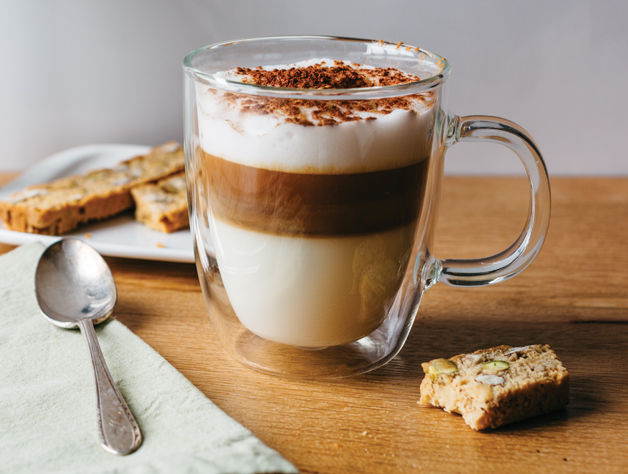 Cappuccino-Style Coffee