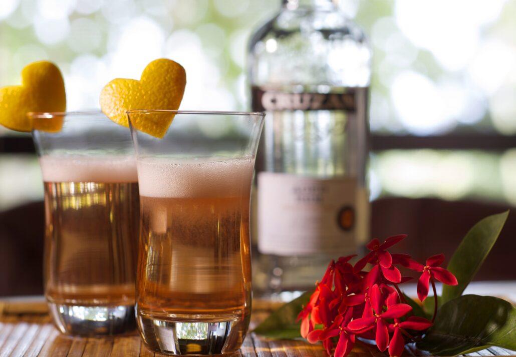 Cruzan_Valentine Sparkler_Cocktail