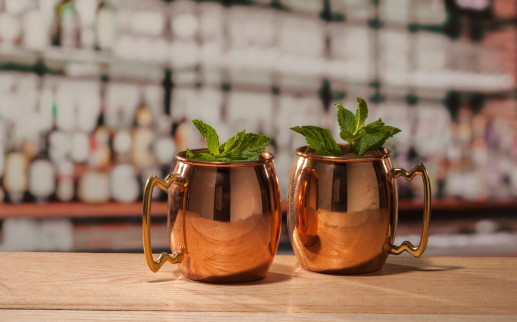 Minted Mexican Mule