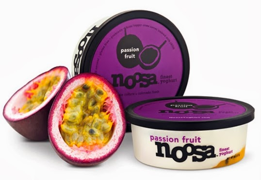 Noosa Passion Fruit Yoghurt