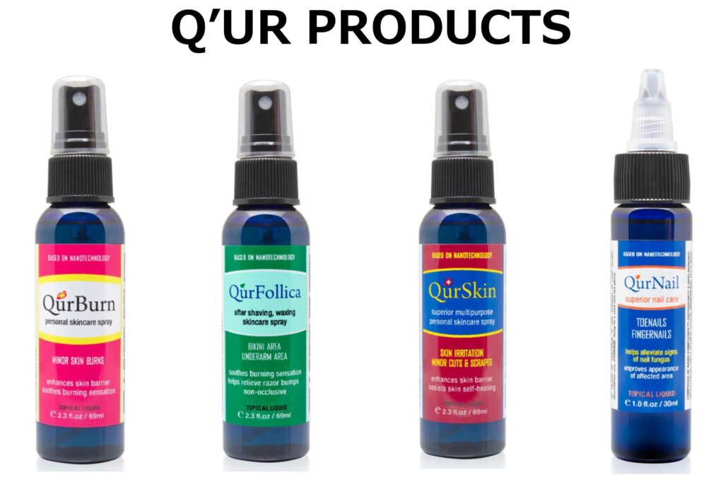 Q'UR_Products