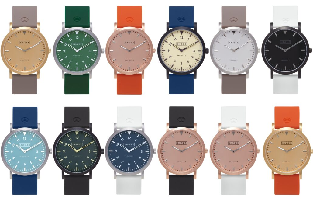 Shore Projects Watches
