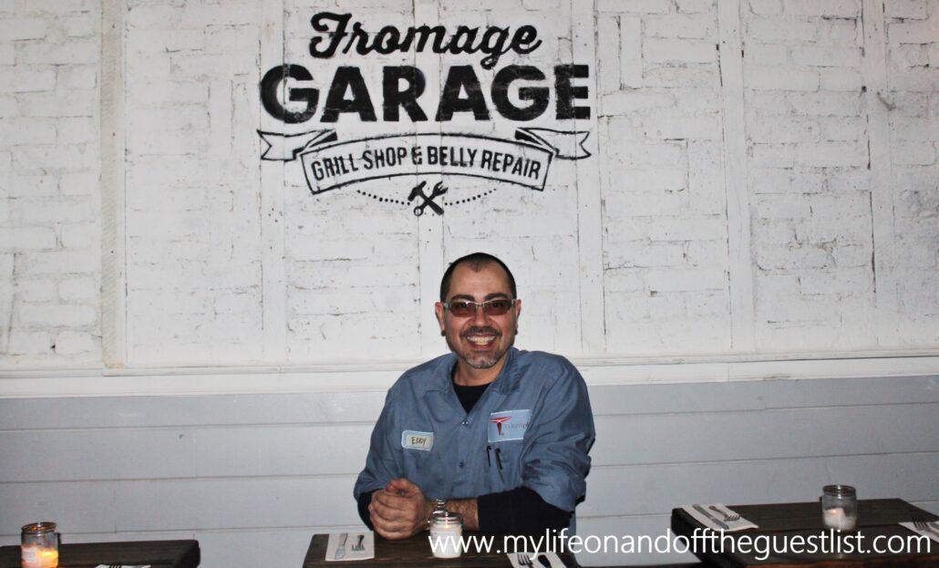 Eddy_at_Fromage_Garage_Restaurant_www.mylifeonandofftheguestlist.com