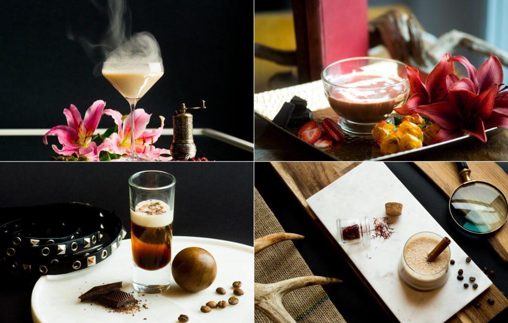 SomruS Cream Liqueur Cocktails