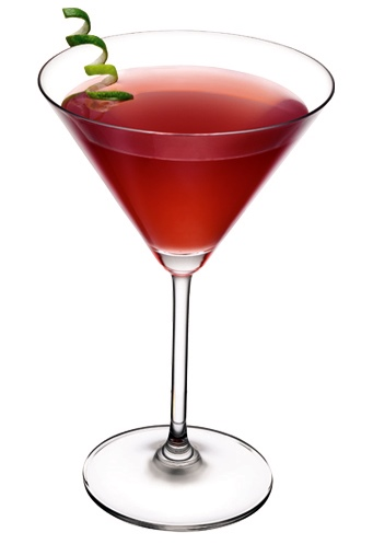 When Vodka Met Cranberry