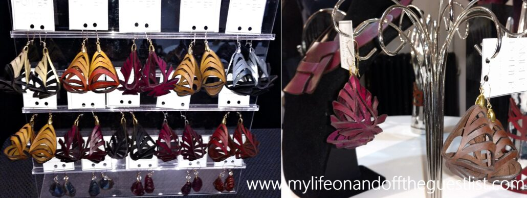 Amber_Poitier_Leather_Earrings_www.mylifeonandoffthegeustlist.com