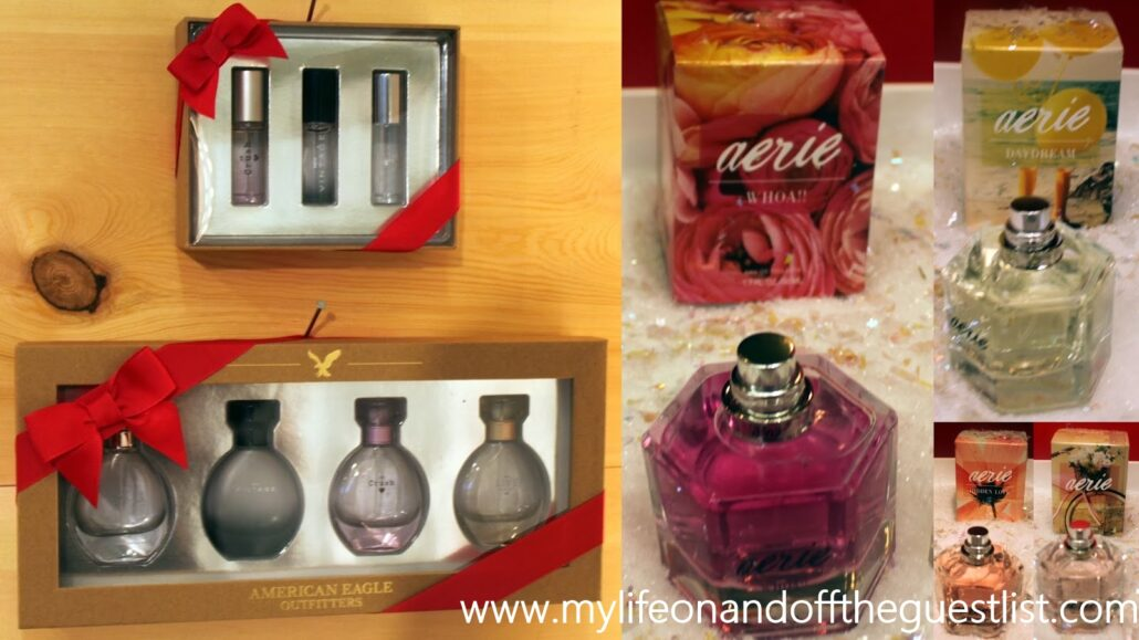 American Eagle 2013 Collection Scents